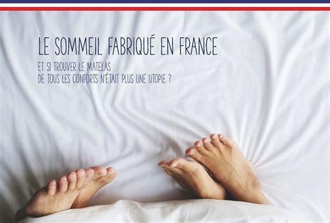 Matelas Francais by Maintenant Je Dors Comme Un B 233 B 233 Avec Le Matelas Fran 231 Ais