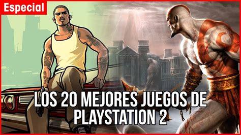 Si eres un desarrollador de juegos que busca alcanzar el éxito en tu juego en la web. RANKING: Los MEJORES JUEGOS SONY PS2 - TOP 20 de la ...