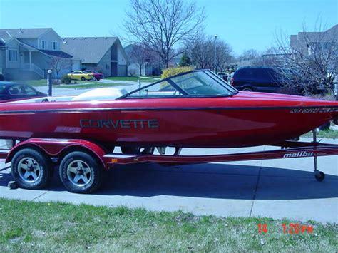 Malibu Boats Omaha by 1998 Malibu Corvette Limited Price 24 500 00 Omaha Ne