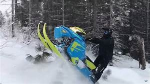 GOON RIDING MY SNOWMOBILE!! - YouTube