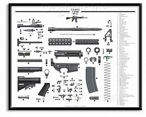 Ar15 Parts Diagram