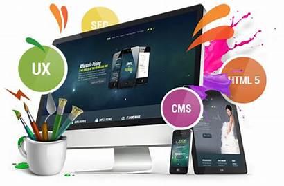 Website Services Web Designing Customer Individually Serve
