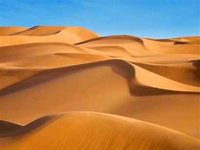 Desert Sand Dust Heat Sahara Africa Dunes