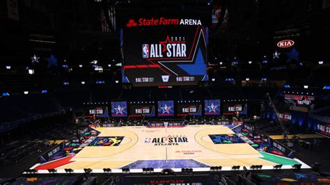 Lillard and doncic tied for a starting spot, but doncic's lead. NBA All-Star 2021 LIVE: Court Design, Performances ...