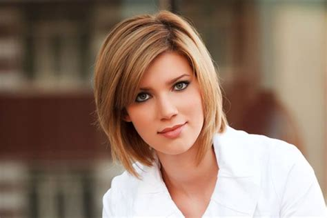 1000+ Ideas About Chin Length Hairstyles On Pinterest