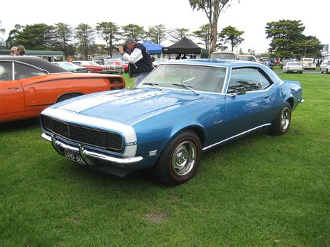 Chevrolet Camaro First Generation