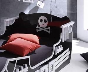 Kinderbett 70x140 Jungen : kinderbett piratenschiff ~ Whattoseeinmadrid.com Haus und Dekorationen