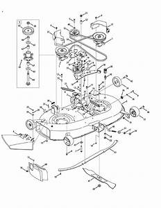 Cub Cadet Lt1046 Parts Diagram