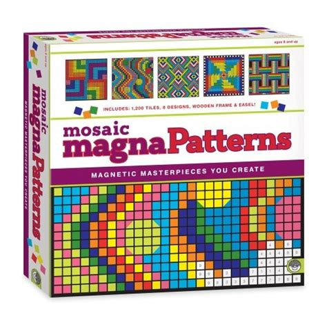 mosaic magna patterns a mighty girl