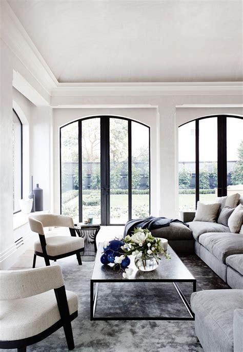 Decor & Trends Elegant living room Contemporary home