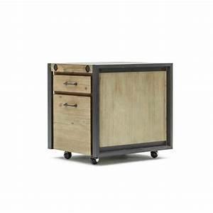 Bureau Bois Pas Cher : armoire bureau pas cher ~ Teatrodelosmanantiales.com Idées de Décoration