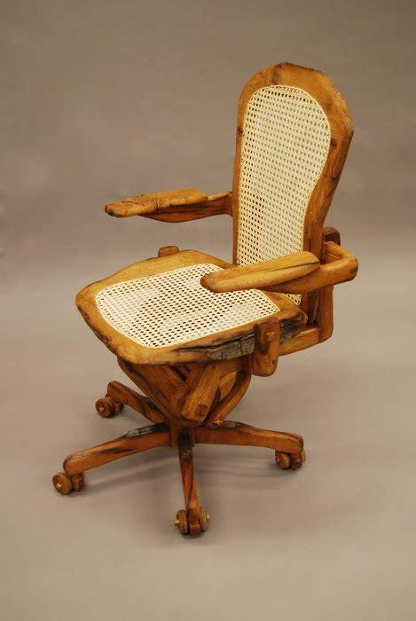 aeron chair organic oak  rockindavan  lumberjocks