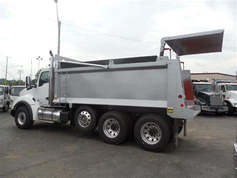 latest kenworth trucks new 2017 kenworth t880 dump truck for sale 387810