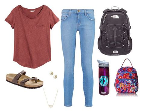 Outfits For School With Jeans
