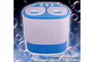 Kleine Waschmaschine Mit Trockner : waschmaschine mini wasch automat trockner f r singles ~ Michelbontemps.com Haus und Dekorationen