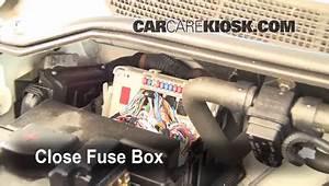 Blown Fuse Check 2004-2015 Nissan Titan