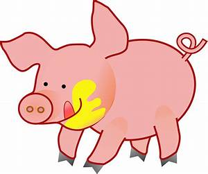 Pig Clipart Black And White | Clipart Panda - Free Clipart ...
