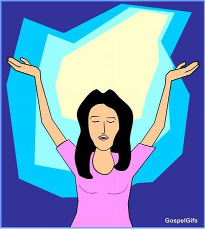 Praise Clipart Clip Christian God Cliparts Worship