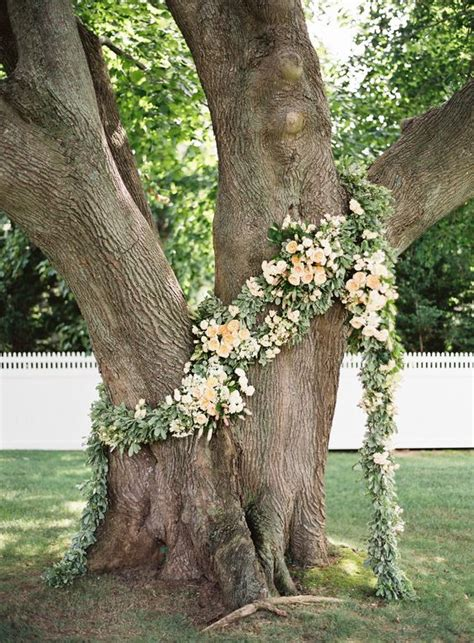 top  wedding tree backdrops  arches roses rings