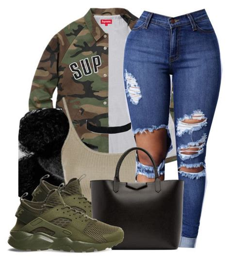 Trill outfits on polyvore // @kathrynglee123 | P o l y v o r e | Pinterest | Inspiration