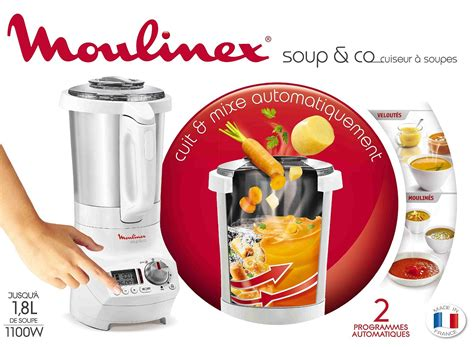 blinder cuisine blender chauffant moulinex soup co soupes smoothies