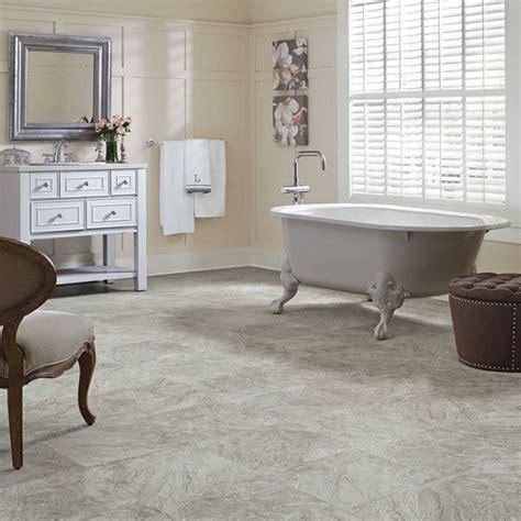 Vinyl Tile For Bathroom Floor by 10 Reasons Vinyl Is The Best Flooring For Bathrooms