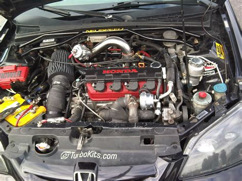 Turbodcivic 2001 Honda Civic Specs, Photos, Modification