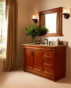 Enveloped In A Warm Cinnamon Finish And Accented With