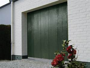 porte de garage sectionnelle laterale a prix usine With porte de garage laterale prix