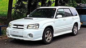 2002 Subaru Forester Turbo Sg5
