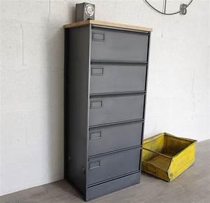 Meuble Pour Ranger Les Papiers : meuble de rangement de bureau pour papiers cool rangement vestiaire bas portes acier with ~ Teatrodelosmanantiales.com Idées de Décoration