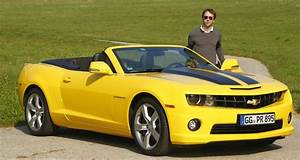 Chevrolet Camaro Cabriolet Occasion : essai chevrolet camaro cabriolet ~ Gottalentnigeria.com Avis de Voitures