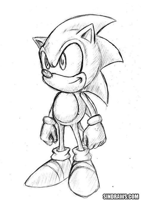 Best How To Draw Sonic Ideas And Images On Bing Find What You Ll