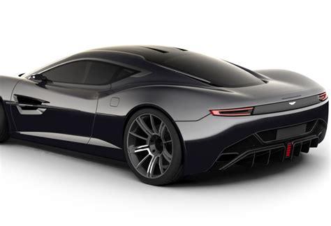 Next-gen Aston Martin Db9 Kicks Off New Models