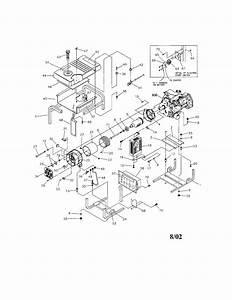 Craftsman Craftsman 7500 Watt Ac Generator Parts