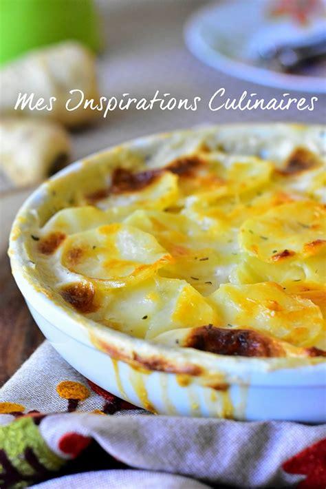 cuisiner le panais recette gratin de panais pomme de terre crémeux le cuisine