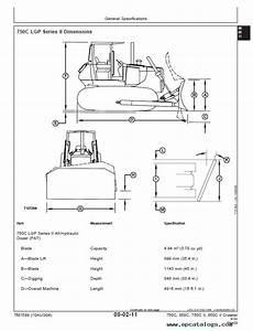 John Deere 850 Tractor Repair Manual