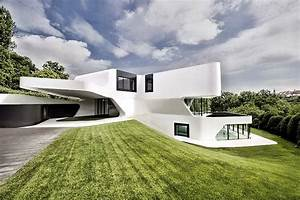 Dupli Casa  Designed By J  Mayer H  Architects  Is A Private Residence  Located Near The River