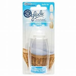 Glade Sense  U0026 Spray Clean Refill