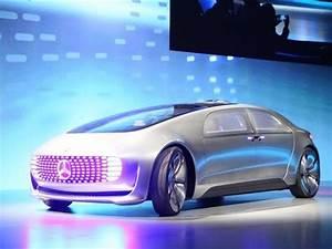 Jeux De Voiture Mercedes : mercedes benz pr sente un concept de voiture autonome ~ Medecine-chirurgie-esthetiques.com Avis de Voitures