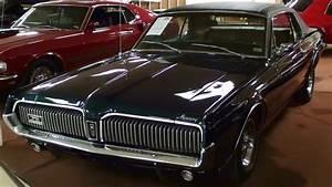 1967 Mercury Cougar Xr7 289 V8 50xxx Actual Miles