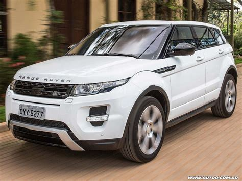 Land Rover Range Rover Evoque Modification by Land Rover Range Rover Evoque Autoo