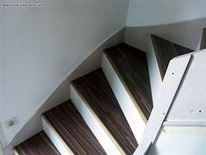 Rénovation Escalier Par Recouvrement : moquette pour escalier bois ~ Dailycaller-alerts.com Idées de Décoration