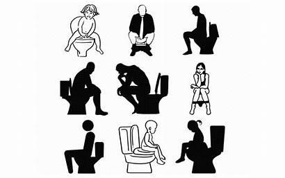 Cricut Clipart Svg Toilet Poop Sitting Dxf