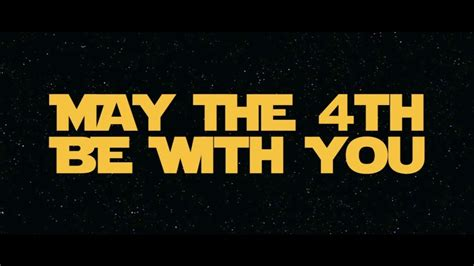 Mat The 4th Be With You - may the 4th be with you when you come home late