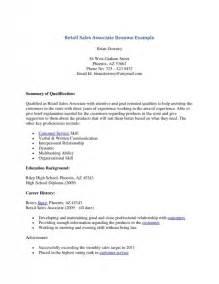 luxury retail sales resume retail sales associate resume exles sles of resumes
