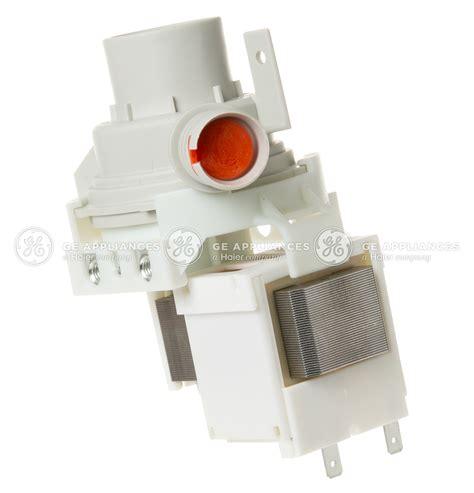 wdx drain pump asm ge appliances parts