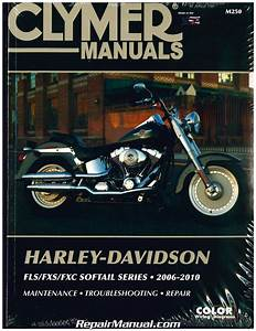 Harley Davidson Softail Motorcycle Manual 2006