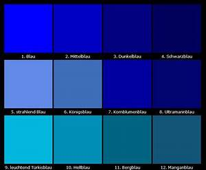Welche Blautöne Gibt Es : blaut ne wandfarbe welche farben mu ich mischen um einen blauton zu erreichen ~ Orissabook.com Haus und Dekorationen
