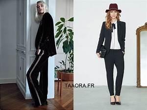Pantalon De Soiree Chic : comment s habiller pour les f tes 2014 10 id es de tenues de soir e avec un pantalon taaora ~ Melissatoandfro.com Idées de Décoration
